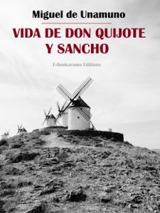 Vida de Don Quijote y Sancho Book Cover