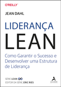 Liderança Lean Book Cover