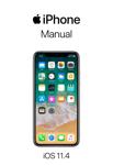 Manual de l'iPhone per a l'iOS 11.3