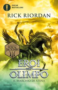 Eroi dell'Olimpo - 3. Il marchio di Atena Book Cover