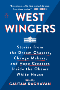 West Wingers Book Cover