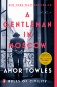 A Gentleman in Moscow Book Cover