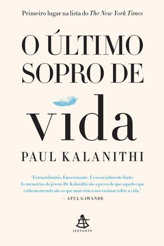 Paul Kalanithi - O último sopro de vida