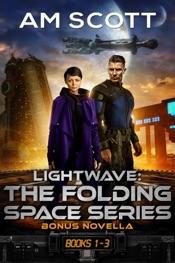 Download Lightwave: Folding Space Series Books 0.5 through 3.0