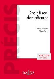 Droit Fiscal Des Affaires 2018 2019