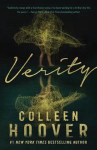 Verity Book Cover