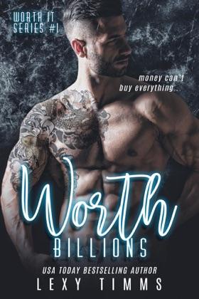 Worth Billions book cover