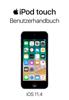 Apple Inc. - iPod touch-Benutzerhandbuch für iOS 11.4 Grafik
