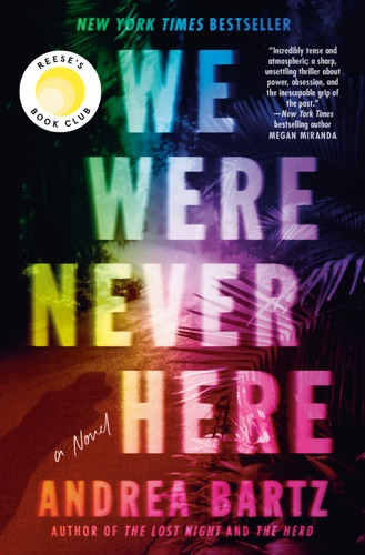 We Were Never Here Book