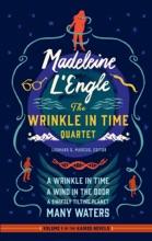 Madeleine L'Engle: The Wrinkle in Time Quartet (LOA #309)