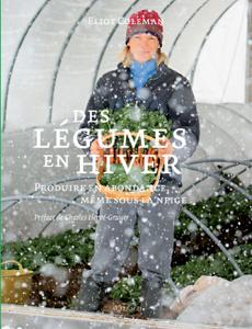 Des légumes en hiver La couverture du livre martien