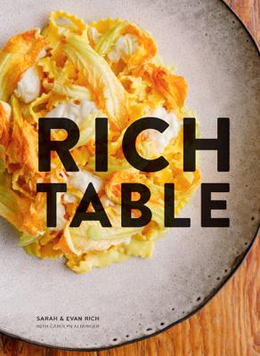 Rich Table - Sarah Rich & Evan Rich book