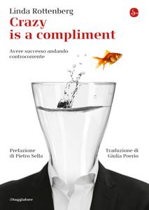 Crazy is a compliment Copertina del libro