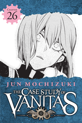 The Case Study of Vanitas, Chapter 26 - Jun Mochizuki book