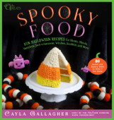 Spooky Food Book Cover