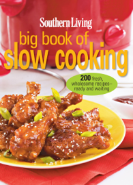 Southern Living Big Book of Slow Cooking book