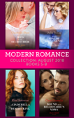 Modern Romance August 2018 Books 5-8 Collection