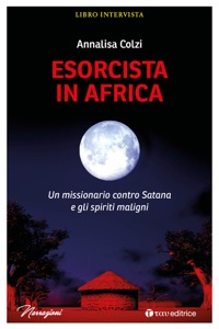 Esorcista in Africa Book Cover