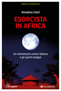 Esorcista in Africa Libro Cover