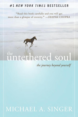 The Untethered Soul: The Journey Beyond Yourself - Michael A. Singer book