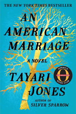 An American Marriage - Tayari Jones book