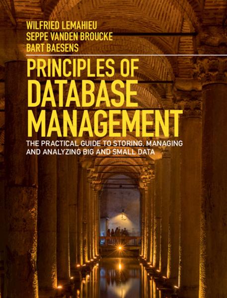 Wilfried Lemahieu, Seppe vanden Broucke & Bart Baesens - Principles of Database Management PDF Download