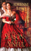 Adrienne Basso - Tis the Season to Be Sinful artwork