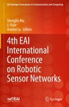 4th EAI International Conference On Robotic Sensor Networks