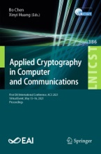 Applied Cryptography In Computer And Communications