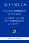 Unconsolidated Laws Of New York - Emergency Housing Rent Control Law 27446 33761 2018 Edition