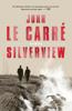 John le Carré - Silverview kunstwerk