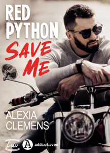 Red Python, Save Me Book Cover