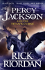 Rick Riordan - Percy Jackson and the Titan's Curse (Book 3) artwork