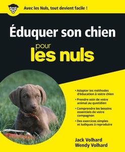 Eduquer son chien Pour les Nuls La couverture du livre martien