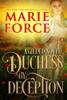 Marie Force - Duchess by Deception artwork