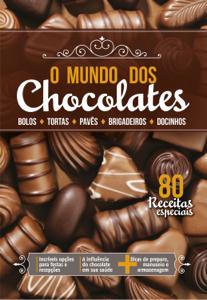 O Mundo dos Chocolates Capa de livro