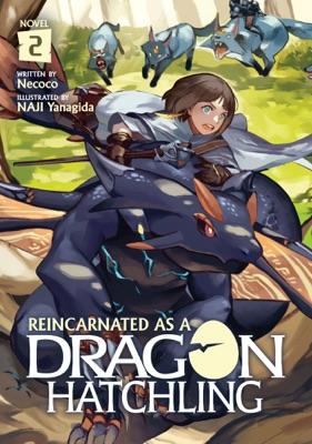 Reincarnated as a Dragon Hatchling (Light Novel) Vol. 2