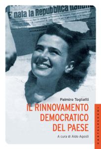 Il rinnovamento democratico del paese Copertina del libro