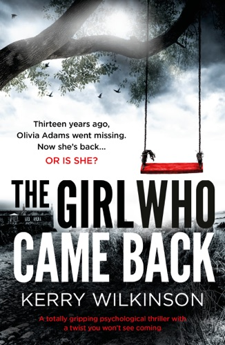 The Girl Who Came Back E-Book Download