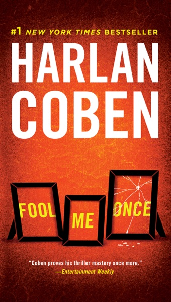 Fool Me Once - Harlan Coben book cover