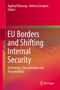 EU Borders and Shifting Internal Security Boekomslag