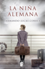 Armando Lucas Correa - La niña alemana portada