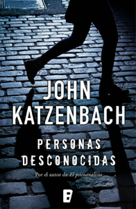Personas desconocidas Book Cover