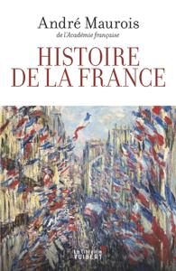 Histoire de la France La couverture du livre martien