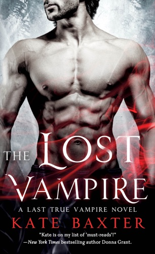 Kate Baxter - The Lost Vampire