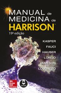 Manual de Medicina de Harrison Book Cover