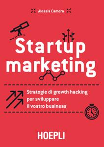 Startup marketing Copertina del libro