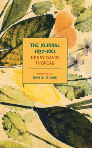 The Journal of Henry David Thoreau, 1837-1861 Cover Book