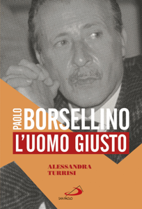 Paolo Borsellino Libro Cover