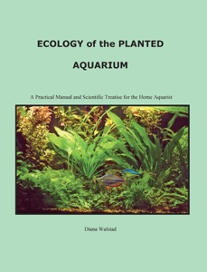 Ecology of the Planted Aquarium Book Cover